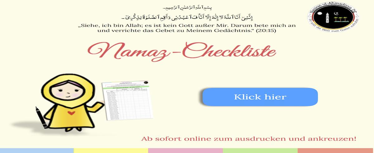 Nasirat Ul Ahmadiyya Deutschland Uncategorised